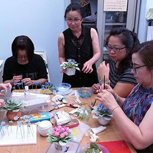 ClayArt Classes Malaysia | Short Class in KL PJ